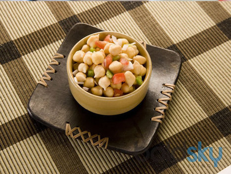 Chana Salad: Healthy Recipe | The Butter | Scoop.it