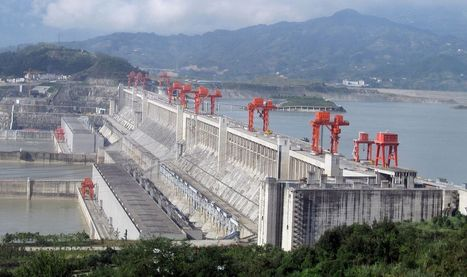 The Biggest Hydroelectric Power Stations Ever Built | Tudo o resto | Scoop.it