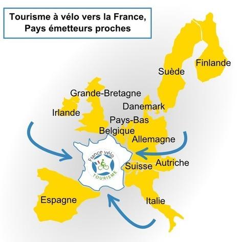 Chiffres clés sur le tourisme à vélo 2012 | Balades, randonnées, activités de pleine nature | Scoop.it