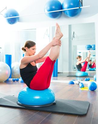 Get Slim With Bosu Ball Workouts | BallExerciseWorkouts.com | Exercise Ball Workouts | Scoop.it