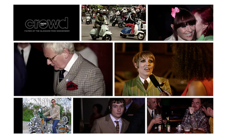 Faces In The Crowd – Glasgow Mod Weekender 2013 | subbaculture.co.uk | Big Al's Mod Page. | Scoop.it