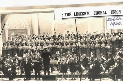 Cathy's Reviews: Limerick Choral Union: Celebrating 50 years of Singing | Literature and Music Events | Scoop.it