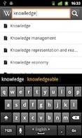 Wikipedia Mobile - Applications Android sur GooglePlay | Applicazioni Android e non, Infographics, Byod | Scoop.it