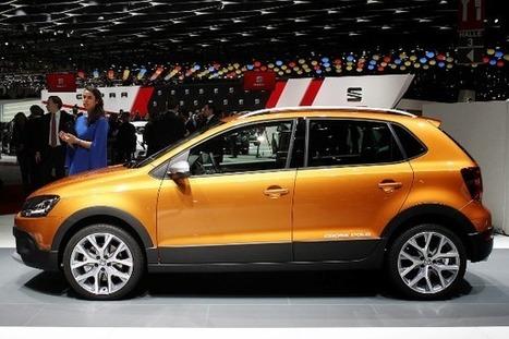 The New 2014 Volkswagen CrossPolo | modifycar.org | Scoop.it