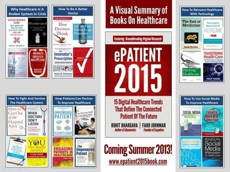 ePatient 2015: A New Research Report On The Connected Patient Of The Future | Salud y Social Media | Scoop.it