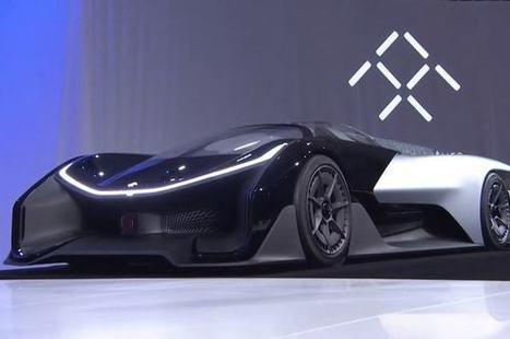 Ces deux start-up sont (peut-être) les Tesla de demain #driverlesscar | Connected Car | Scoop.it