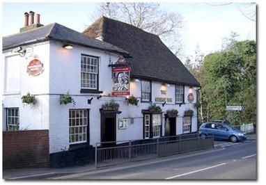 George Inn,  Wrotham Road, Meopham, Kent | Kent Restaurants | Scoop.it