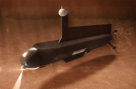 NASA wants to send a submarine to Titan's seas | ScubaObsessed | Scoop.it