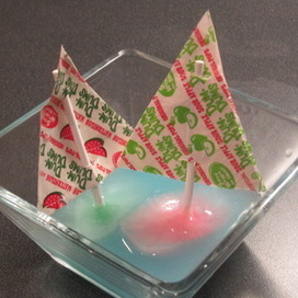 Summer Crafts for Kids: Ice Cube Boats with Dum Dums Sails | Crafty Kids | Scoop.it