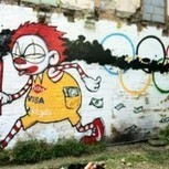 The Olympic Games Spark an Increase in Street Art | Artsnapper | Inspiring Contemporary Artists | Scoop.it