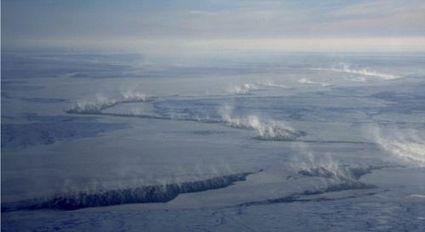Quand la banquise craquelle, l'Arctique se pollue au mercure | Toxique, soyons vigilant ! | Scoop.it