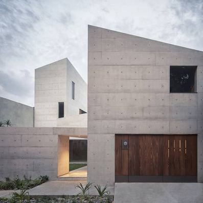 [Mexico City] Cap House by MMX Studio | The Architecture of the City | Scoop.it