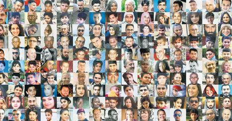 The Human Toll of TERROR | Le BONHEUR comme indice d'épanouissement social et économique. | Scoop.it