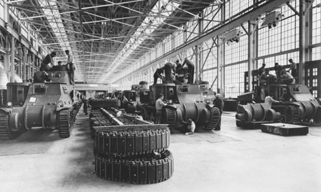 Armées et société à l'âge industriel, par le colonel Frédéric Guelton | C koa le DD | Scoop.it