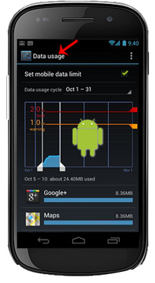 Is Your Android Phone Sucking Your Data Connection? | Online Technical Support | Scoop.it