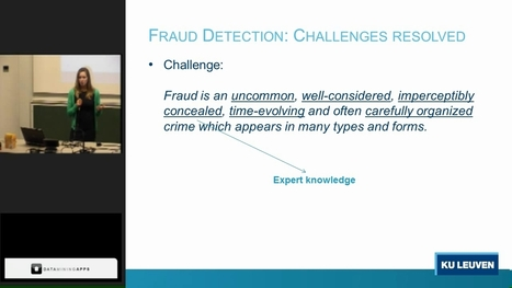 Mini Lecture: Social Network Analysis for Fraud Detection | Complex Networks | Scoop.it