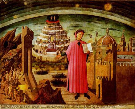 La Divine Comédie de Dante à l'heure de Twitter | Media Trend | Emi Journalisme | Scoop.it
