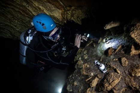 Returning Maya Ancestors to Their Place of Origin - National Geographic | Cave Diving | Scoop.it