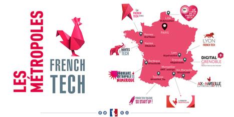Les 9 premières métropoles #FrenchTech Bravo @FrenchTechBx @LilleFrenchTech @FrenchTech_Tlse @LaFTRennes @LyonFrenchTech @NantesTech @DigitalGrenoble  @FrenchTechAM @MTP_Numerique | Pays de la Loire, Western France | Scoop.it