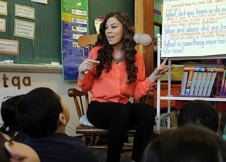 Dual-language classrooms at work in three Worcester schools - Worcester Telegram | EDCI280 | Scoop.it