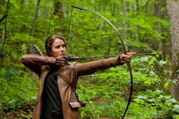 """Celebrate """"Hunger Games"""" Trilogy at Johnson City Library - Arts Calendar - A! Magazine for the Arts 