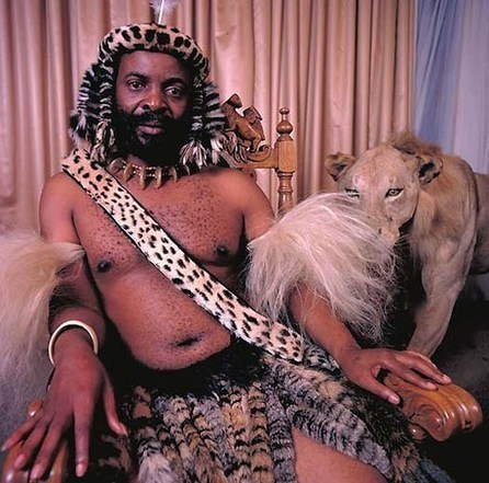 The Kings of Africa: 18 Portraits by Daniel Laine | Culturally Teaching | Scoop.it