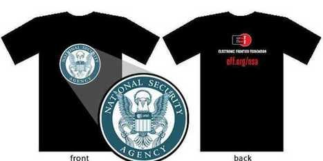 This Anti-NSA T-Shirt Angered Some People At A Huge Computer Security Conference   High Technology Threat Brief (HTTB) (1)   Scoop.it