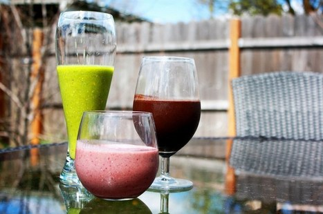 5 Steps to Making and Selling Your own Smoothie Detox Program -   Business Sucess   Scoop.it