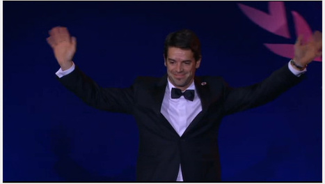 Carlos Checa is awarded the FIM Personality of the Year Award | Ductalk Ducati News | Scoop.it