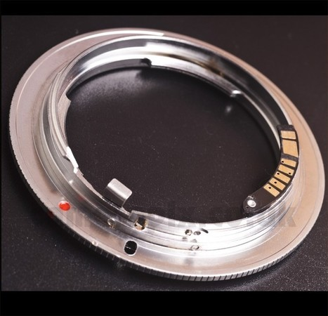 AF Confirm Nikon lens to Canon EOS EF mount adapter ring | Sony Nex Cameras and Lens Adapter Options!! | Scoop.it