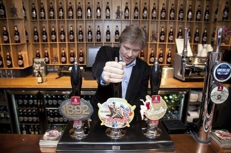 Sales of Iron Maiden beer hit 3.5m pints | Autour du vin | Scoop.it