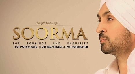 Soorma Lyrics - Diljit Dosanjh New MP3 Song Download | tophdphotos | Scoop.it