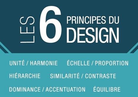 Les 6 principes du design en infographie - Graphiste.com | Web Increase | Scoop.it