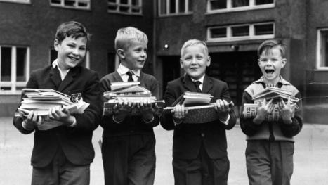 Ulkoluku kouluissa voi jäädä historiaan | Erityistä oppimista | Scoop.it