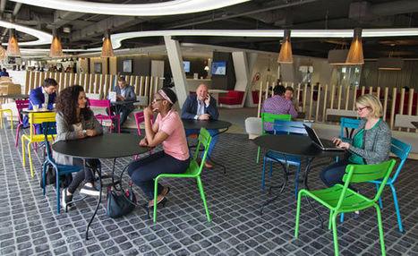 Axa lance son concept de Smart Office   RH&Management   Scoop.it