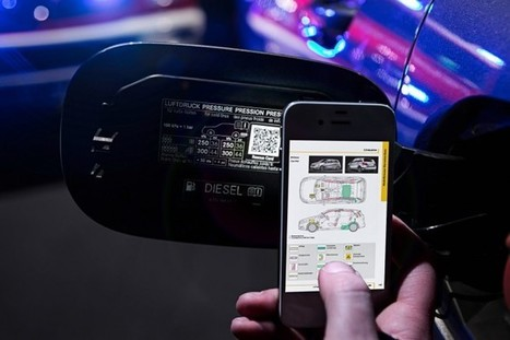 How a QR Code Could Save Your Life | Autopia | Wired.com | Using QR Codes | Scoop.it