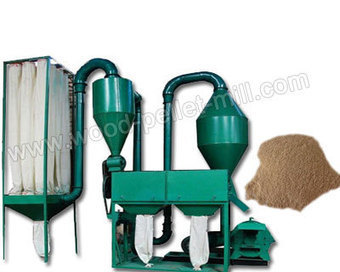 Wood Powder Machine/Wood Flour Making Machine From Amisy Machinery | Pellet Making Machine Products | Scoop.it