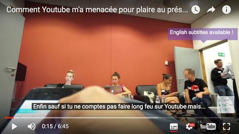 La Youtubeuse et le puissant : petite chronique de l'influence. | Veille communautaire et réseaux sociaux | Scoop.it