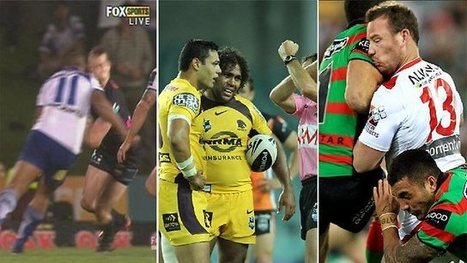 NRL stars  have hit out against the shoulder charge ban but officials say it's for the players' own good | Level3phed | Scoop.it