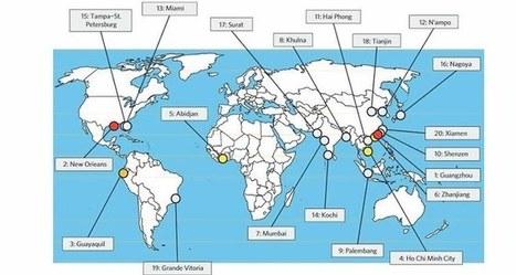 Inondations: les villes face au risque de crues 'millénales' | Risques et Catastrophes naturelles dans le monde | Scoop.it