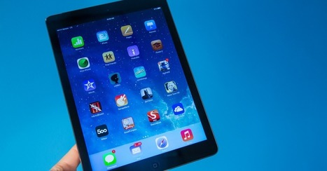 Apple iPad Air Raises the Tablet Bar [REVIEW] - Mashable | Mobile | Scoop.it