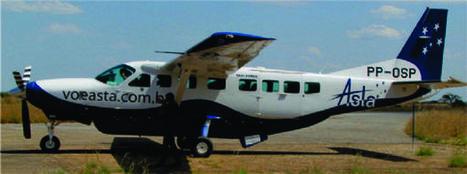 Tangará da Serra e Lucas do Rio Verde devem começar a receber voos regulares em setembro - Olhar Direto | Lucas do Rio Verde | Scoop.it