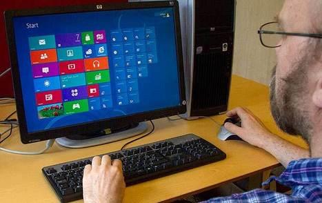 Nya Windows 8 är ett vågspel  | DN | Uppdrag : Skolbibliotek | Scoop.it