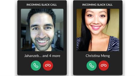 Slack se lance sur le marché concurrentiel des appels audio et vidéo | Animation Numérique de Territoire | Scoop.it