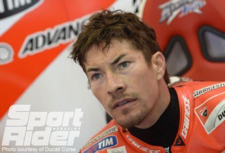Nicky Hayden – Aprilia on hold, Honda calling | Ductalk Ducati News | Scoop.it