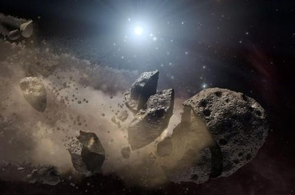 Asteroid 2014 UR116 is no threat to Earth   Space, the Solar-System and Beyond   Scoop.it