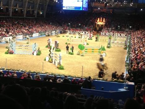 Olympia Horse Show : Les sept meilleurs confirmés à Londres ...   Cheval et sport   Scoop.it