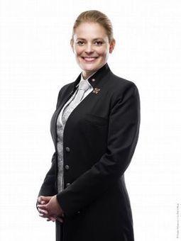 Au Bristol, le concierge est une femme : la seule dans un palace ... - La Montagne | femmes modèles | Scoop.it