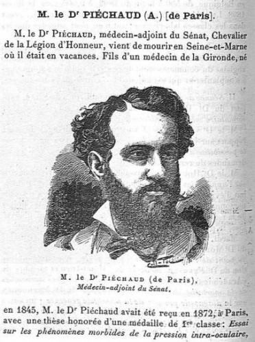 Décès d'Adolphe Piéchaud : ma sérendipité me mène en Seine-et-Marne   GenealoNet   Scoop.it
