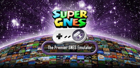 SuperGNES (SNES Emulator) 1.5.4 APK | Android Apps Free Download | Scoop.it